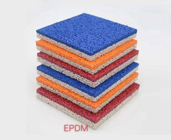 EPDM塑胶跑道质料